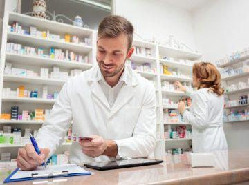 Маркировка лекарств в аптеках