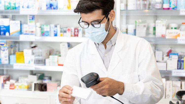 Аптека, маркировка лекарств